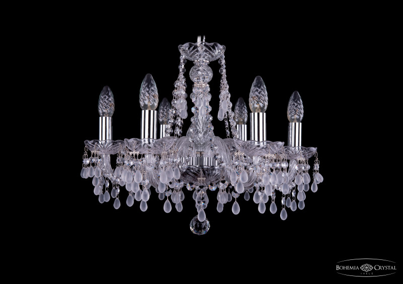 Фото Bohemia Ivele Crystal 1410/6/160/Ni/V0300. Купить с доставкой