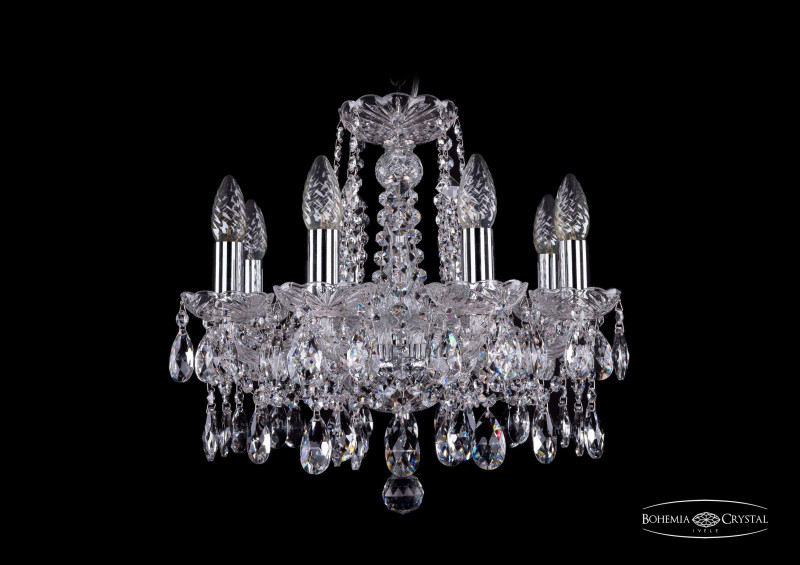 Bohemia Ivele Crystal 1413/8/141/Ni bohemia ivele crystal 1413 6 141 ni balls