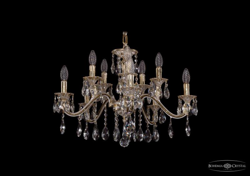 Bohemia Ivele Crystal 1703/10/225/A/GW bohemia ivele crystal люстра bohemia ivele crystal 1703 10 225 c gw