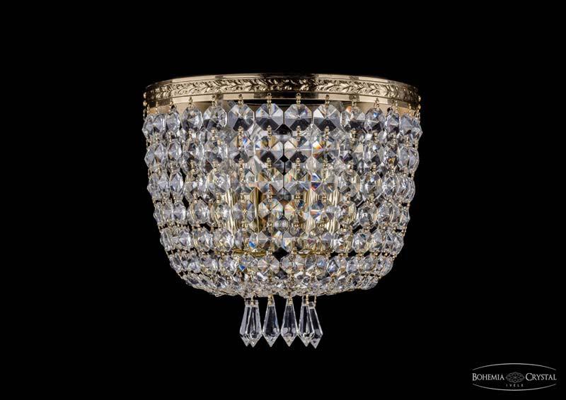 Фото Bohemia Ivele Crystal 1927/2W/G. Купить с доставкой