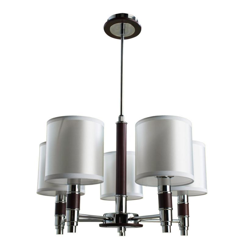 ARTE Lamp A9519LM-5BR подвесная люстра arte lamp circolo a9519lm 5br