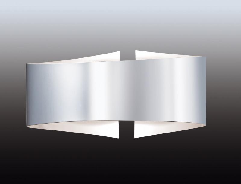Odeon Light 2734/1W ODL15 809 хром/металл Настенный светильник R7s 100W 220V ARMA куртка кожаная arma arma ar020ewxfv30