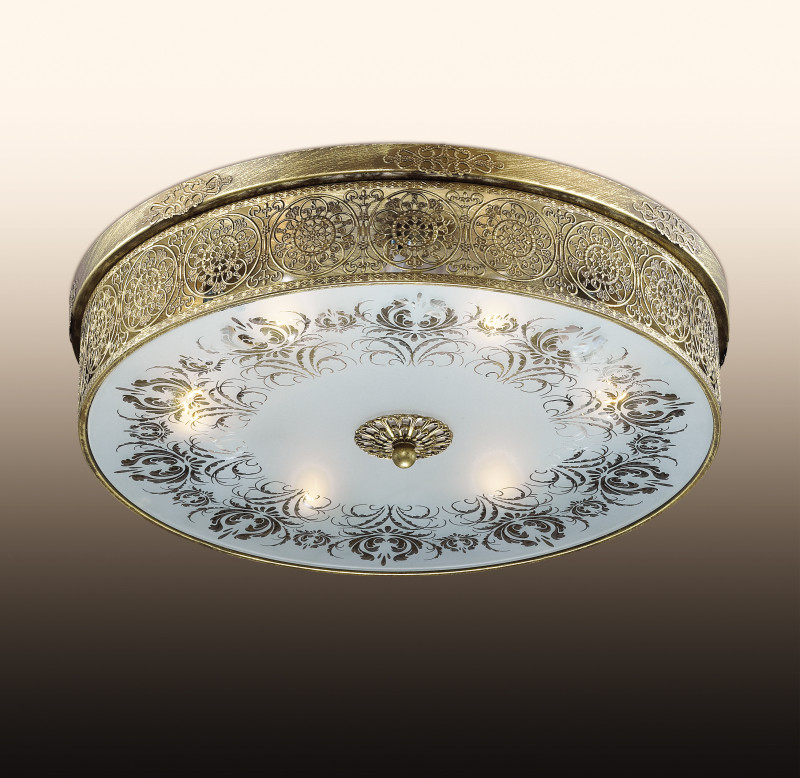 Odeon Light 2782/6C ODL15 160 бронзовый/стекло Люстра потолочная E27 6*60W 220V ASTER цены