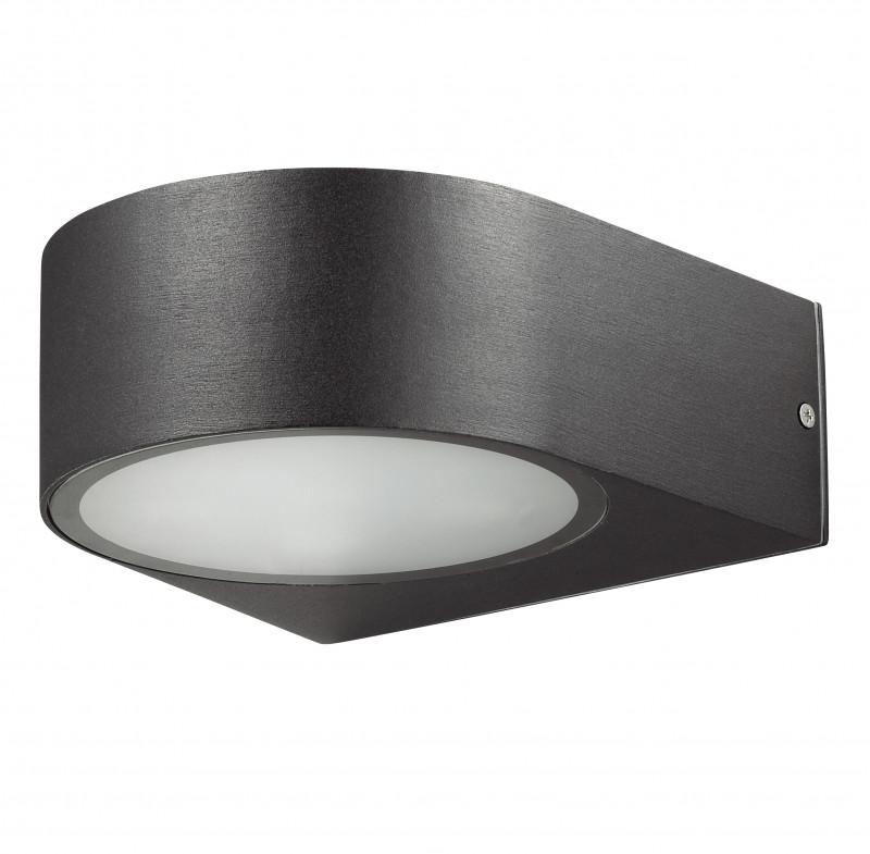Novotech 357229 NT15 040 чёрный Настенный светильник IP54 6LED*1W 6W 220V SUBMARINE накладной светильник novotech submarine 357229