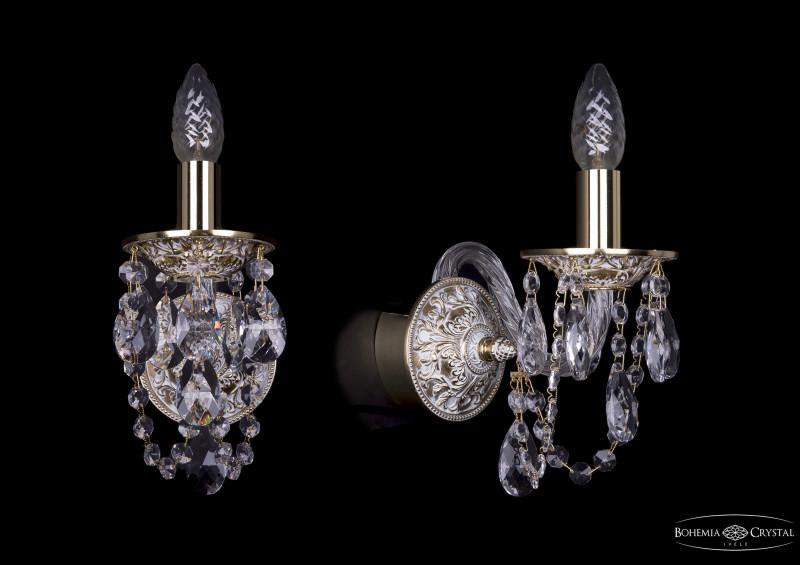 Bohemia Ivele Crystal 1610/1/GW bohemia ivele crystal бра bohemia ivele crystal 1610 1 gw