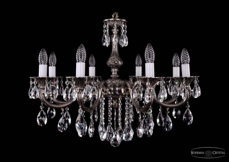 Фото Bohemia Ivele Crystal 1702/8/250/B/NB. Купить с доставкой
