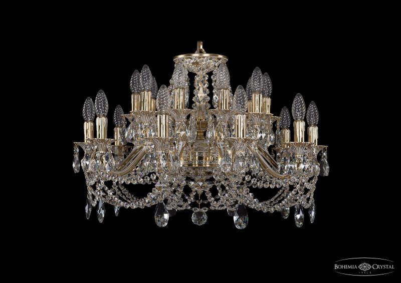 Bohemia Ivele Crystal 1703/20/225/C/GW bohemia ivele crystal люстра bohemia ivele crystal 1703 10 225 c gw