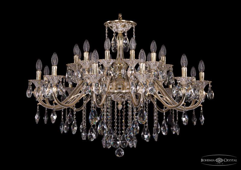 Bohemia Ivele Crystal 1703/24/360/B/GW bohemia ivele crystal 1703 16 360 b gw