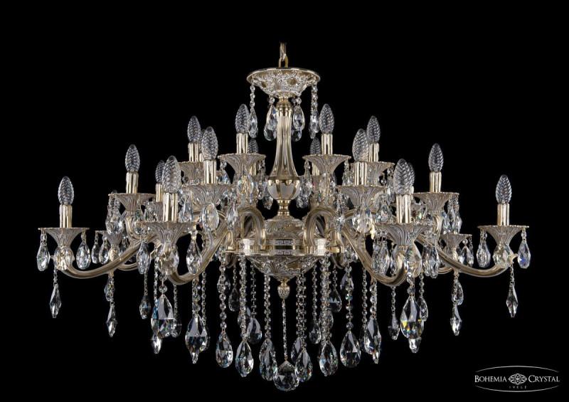 Фото Bohemia Ivele Crystal 1709/24/410/B/GW. Купить с доставкой
