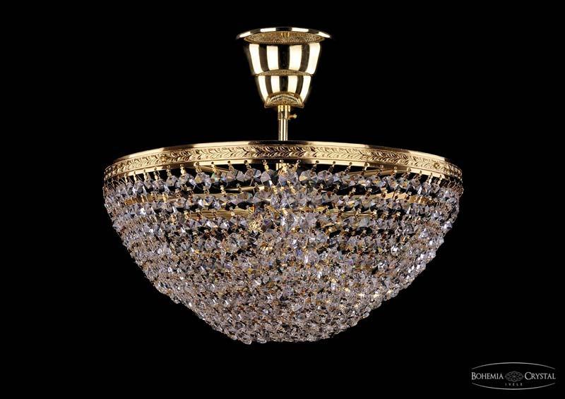Bohemia Ivele Crystal 1932/35Z/G потолочная люстра bohemia ivele 1932 35z g