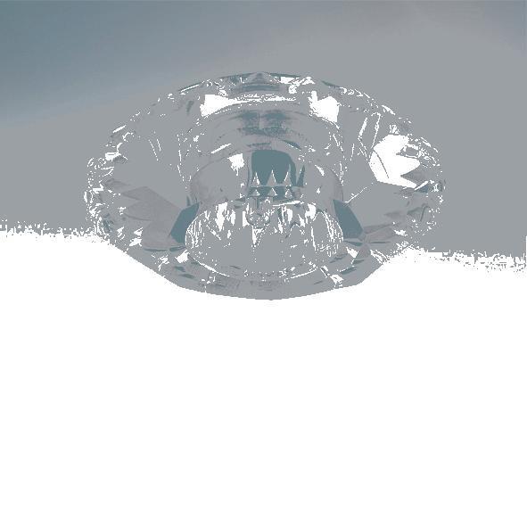 Lightstar 004512-G9 Светильник BOMO CR G9 ЗОЛОТО/ПРОЗРАЧНЫЙ, шт lightstar 004514 g9 светильник bomo cr g9 хром прозрачный шт