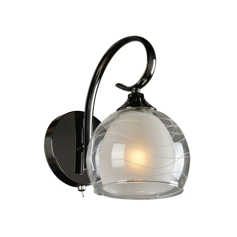 IDLamp 877/1A-Darkchrome бра idlamp 877 1a darkchrome