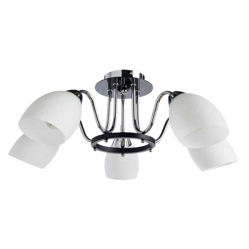 Фото ARTE Lamp A7144PL-5BK. Купить с доставкой