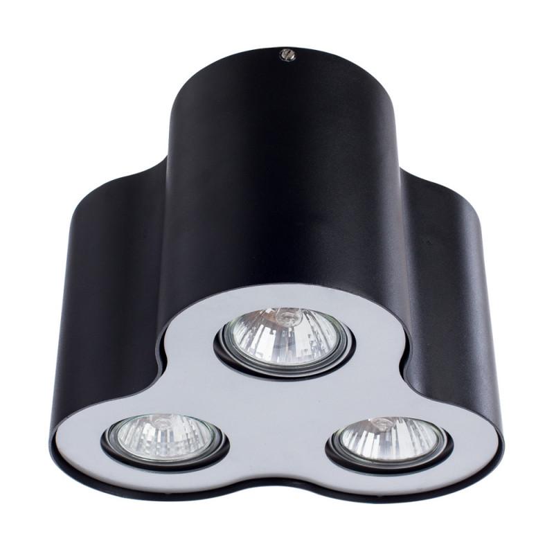 ARTE Lamp A5633PL-3BK накладной светильник arte lamp falcon a5633pl 3bk