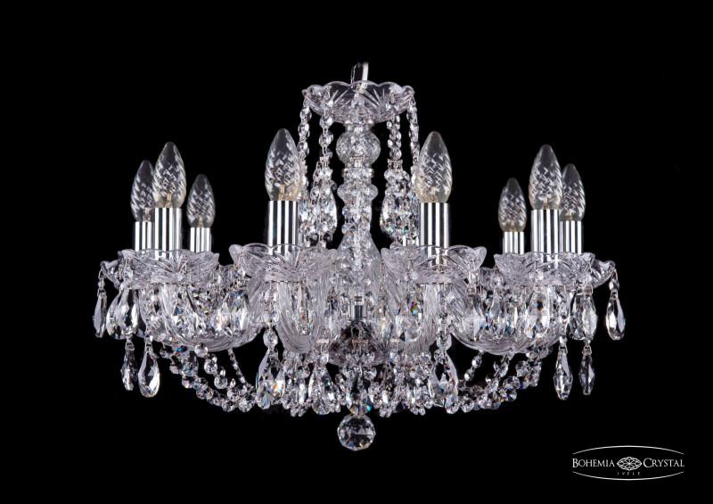 Bohemia Ivele Crystal 1406/10/195/Ni bohemia ivele crystal люстра bohemia ivele crystal 1406 10 195 ni