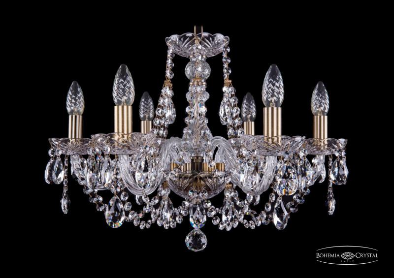 Фото Bohemia Ivele Crystal 1406/6/195/Pa. Купить с доставкой