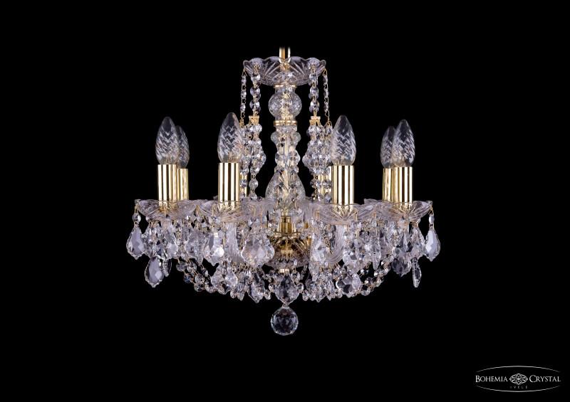 Bohemia Ivele Crystal 1406/8/141/G/Leafs bohemia ivele crystal 1406 10 141 g