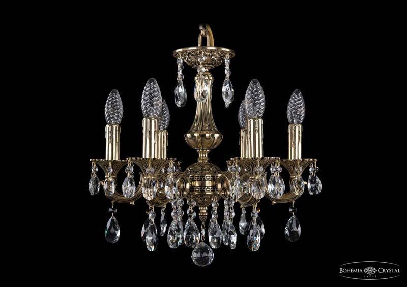 Фото Bohemia Ivele Crystal 1707/6/125/A/GB. Купить с доставкой