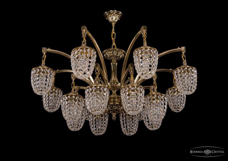 Bohemia Ivele Crystal 1772/16/342/GB