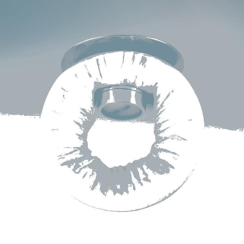 Lightstar 004636*** Светильник BELLE ARTI GRANDE LED 5W 400LM ХРОМ/БЕЛЫЙ 4200К, шт