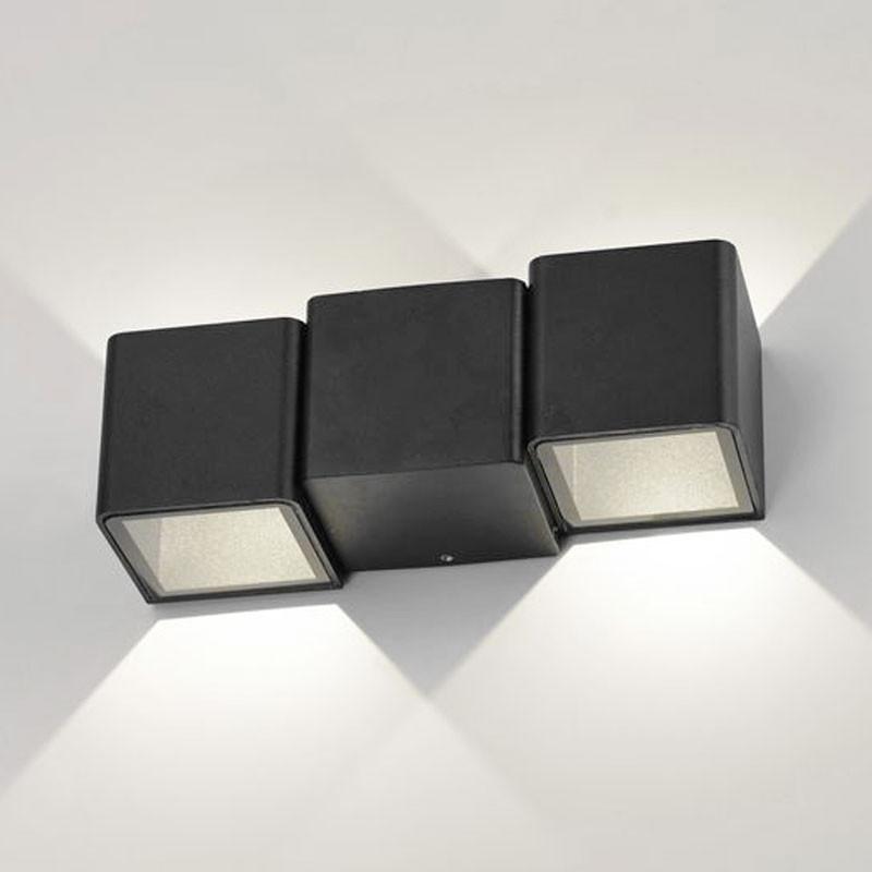Elektrostandard TECHNO 1694 LED черный elektrostandard 1518 techno led blade белый