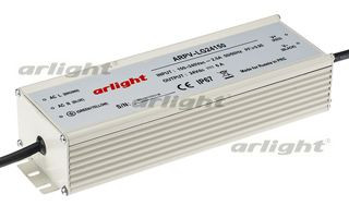 Arlight Блок питания ARPV-LG24150 (24V, 6A, 150W, PFC) [bb]mean well original rsp 150 24 3pcs 24v 6 3a meanwell rsp 150 24v 151 2w single output with pfc function power supply