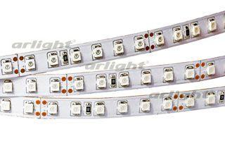 Arlight Лента 5 метров RT 2-5000 24V Yellow 2x (3528, 600 LED, LUX) arlight лента rt 2 5000 24v s cool 5mm 2x 3528 600led lux