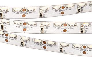 Arlight Лента 5 метров RS 2-5000 12V Warm 2x (335, 600 LED)