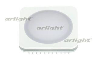 Arlight Светодиодная панель LTD-96x96SOL-10W White 6000K светодиодная лампа arlight 014137