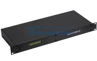 Arlight Контроллер LT-Artnet-DMX-8 (220V, 4096CH) martin dmx interface 128 ch rs485