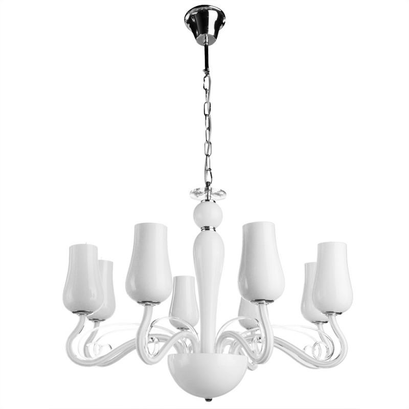 ARTE Lamp A8110LM-8WH подвесная люстра arte lamp biancaneve a8110lm 8wh