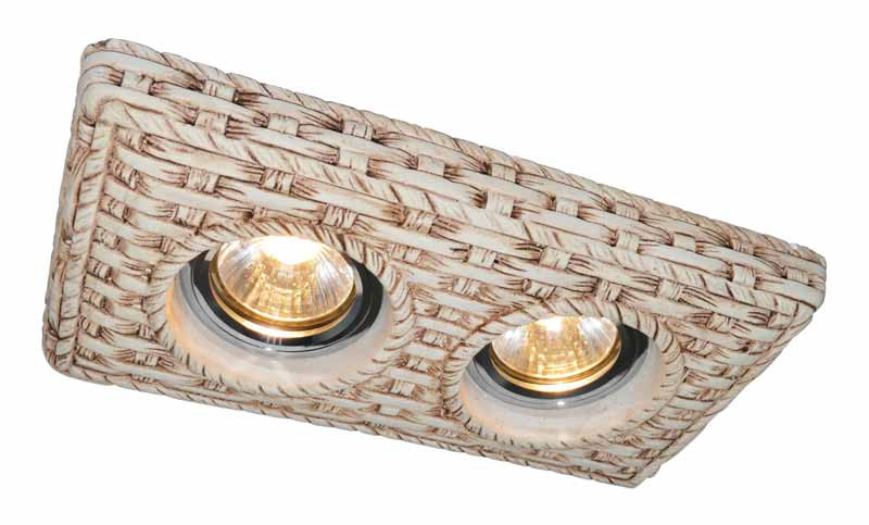 ARTE Lamp A5207PL-2WC arte lamp встраиваемый светильник arte lamp pezzi a5207pl 2wc