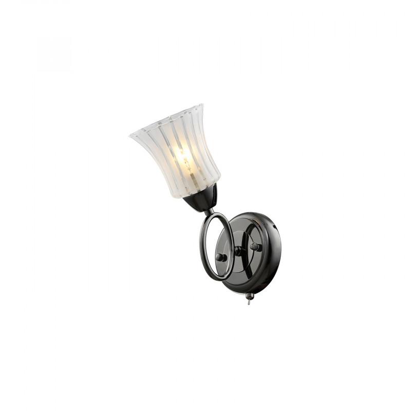 IDLamp 246/1A-Blackwhite бра idlamp zhinevra 246 1a blackwhite