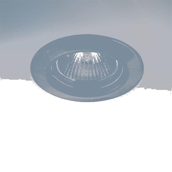 Lightstar 011015 Светильник LEGA HI FIX MR16 НИКЕЛЬ, шт