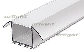 Arlight Алюминиевый Профиль PLS-LOCK-H25-FA-2000 ANOD
