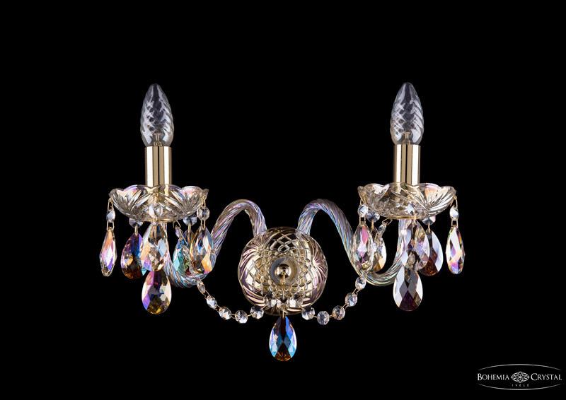 Bohemia Ivele Crystal 1400/2/160/G/M701 bohemia ivele crystal бра bohemia ivele crystal 1400 1 g m701