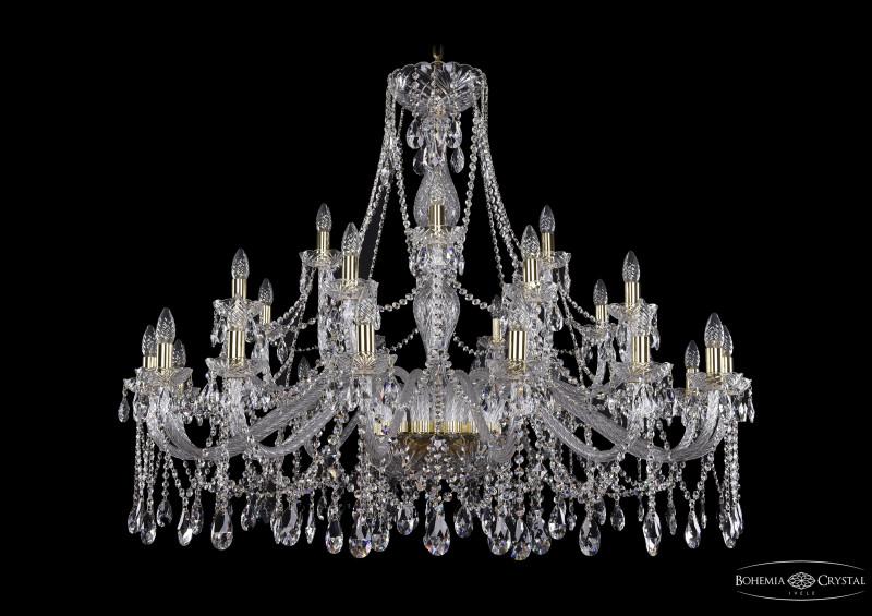 Фото Bohemia Ivele Crystal 1413/16+8+4/460-100/G. Купить с доставкой