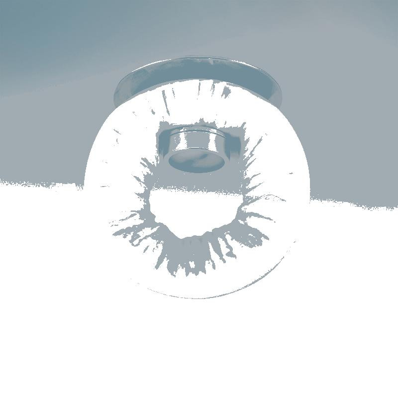 Lightstar 004616*** Светильник BELLE ARTI PICCOLO LED 3W 240LM ХРОМ/БЕЛЫЙ 4200К, шт