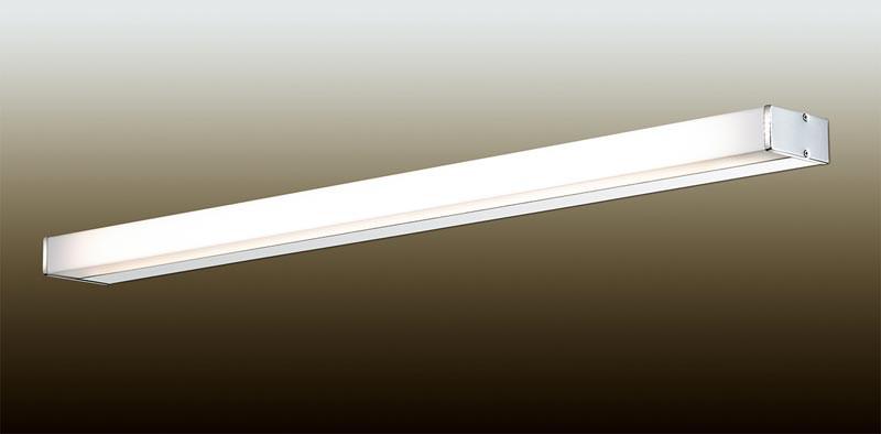 Odeon Light 2742/1W ODL15 825 хром/акрил Настенный светильник IP44 T5 21W 220V GIL светильник настенный odeon light brant 1 х t5 21w 2740 1w