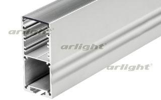 Фото Arlight Профиль с экраном ALU-POWER-S30-2000 ANOD+CLEAR-P. Купить с доставкой