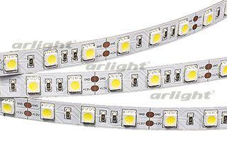 Arlight Лента RT 2-5000 12V S-Warm 2x (5060, 300 LED, LUX) arlight лента rt 2 5000 12v s cool 5mm 2x 3528 600led lux
