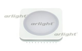 Arlight Светодиодная панель LTD-80x80SOL-5W Warm White 3000K светодиодная лампа arlight 014137
