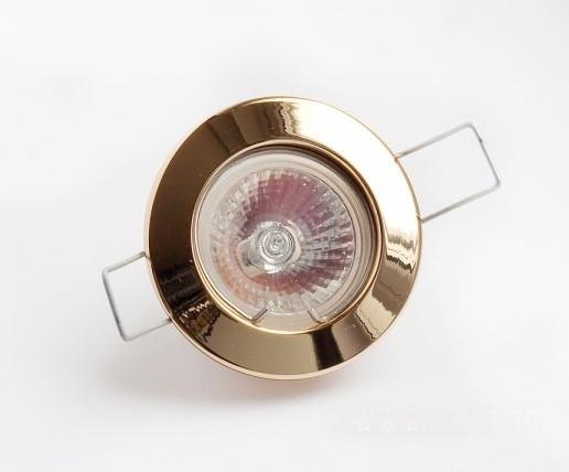 Nobile C3860 золото встраиваемый светильник nobile 1755200100