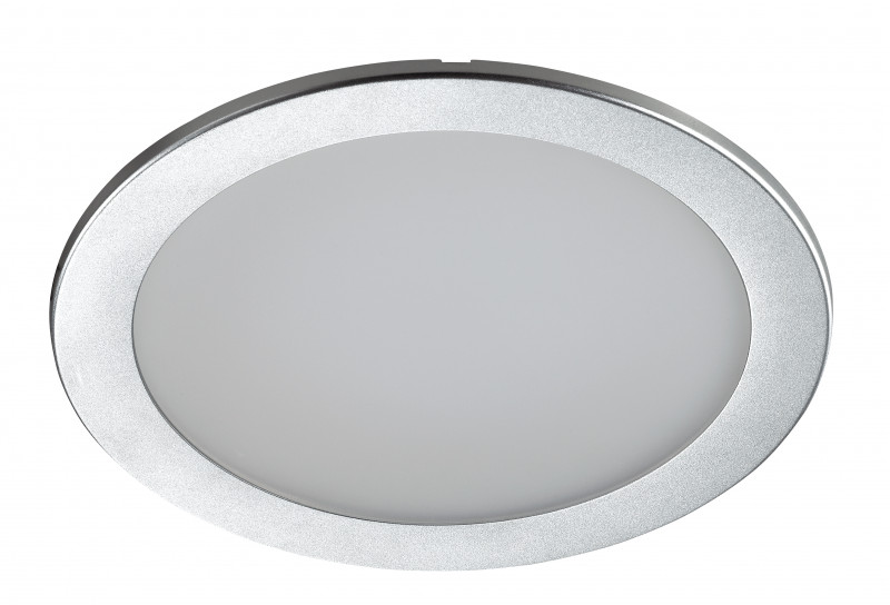 Novotech 357183 NT15 343 серый Встраиваемый светильник IP20 48LED 24W 220V LUNA игра хазарский набег 343