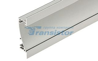 Arlight Алюминиевый Профиль 2 метра TOP-SWALL-2000 ANOD (P35)