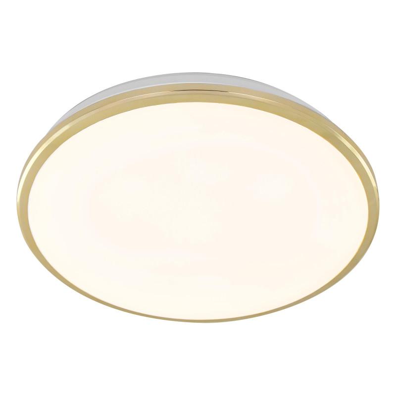 Citilux CL702302W Луна Золото LED Св-к Наст.-Потол