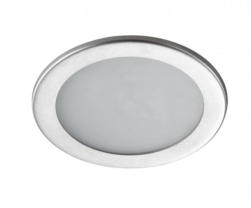 Novotech 357175 NT15 343 серый Встраиваемый светильник IP20 24LED12W 220V LUNA игра хазарский набег 343