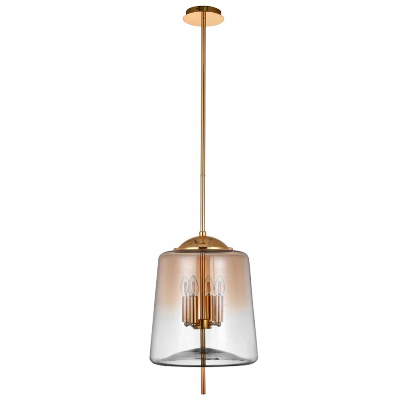 Crystal Lux MILAGRO SP4 B GOLD