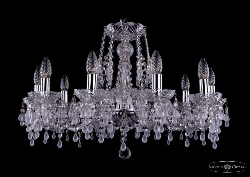 Фото Bohemia Ivele Crystal 1410/10/240/Ni/V0300. Купить с доставкой