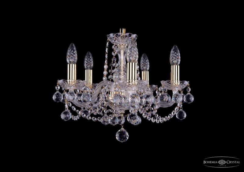 Bohemia Ivele Crystal 1402/5/141/G/Balls bohemia ivele crystal 5513 5 141 120 g